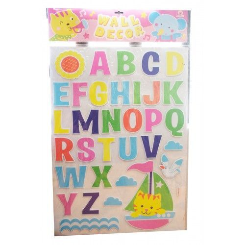 STICKER EVA - ABC DECORAR
